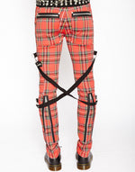Load image into Gallery viewer, Plaid Chaos Pant