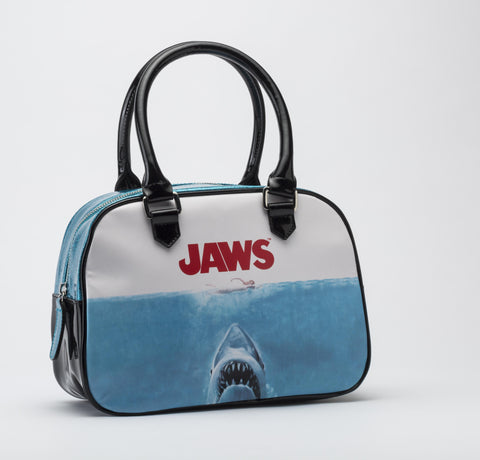 Jaws Glitter Handbag VEGAN (Rock Rebel)