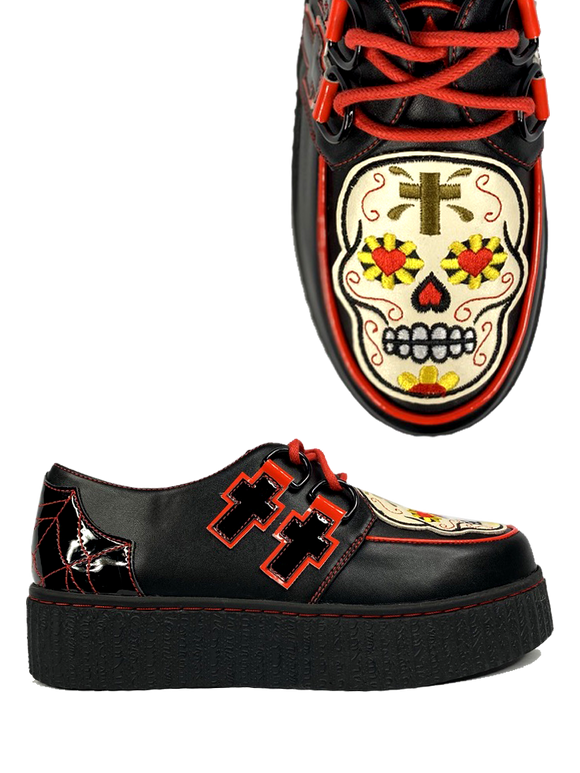 Krypt Muerta Creeper Shoe
