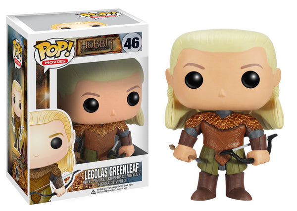 Pop! Movies: Hobbit 2 - Legolas Greenleaf (Funko) RETIRED