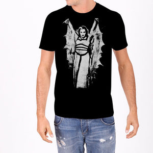 Lily Munster Men's T-Shirt