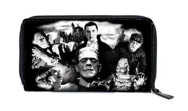 Universal Monsters Collage Women's Wallet