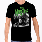 Load image into Gallery viewer, Munsters Family Coach T-Shirt