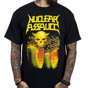 Nuclear Assault Survive T-Shirt