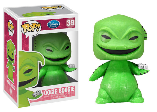 Pop! Disney: The Nightmare Before Christmas - Oogie Boogie (Funko)