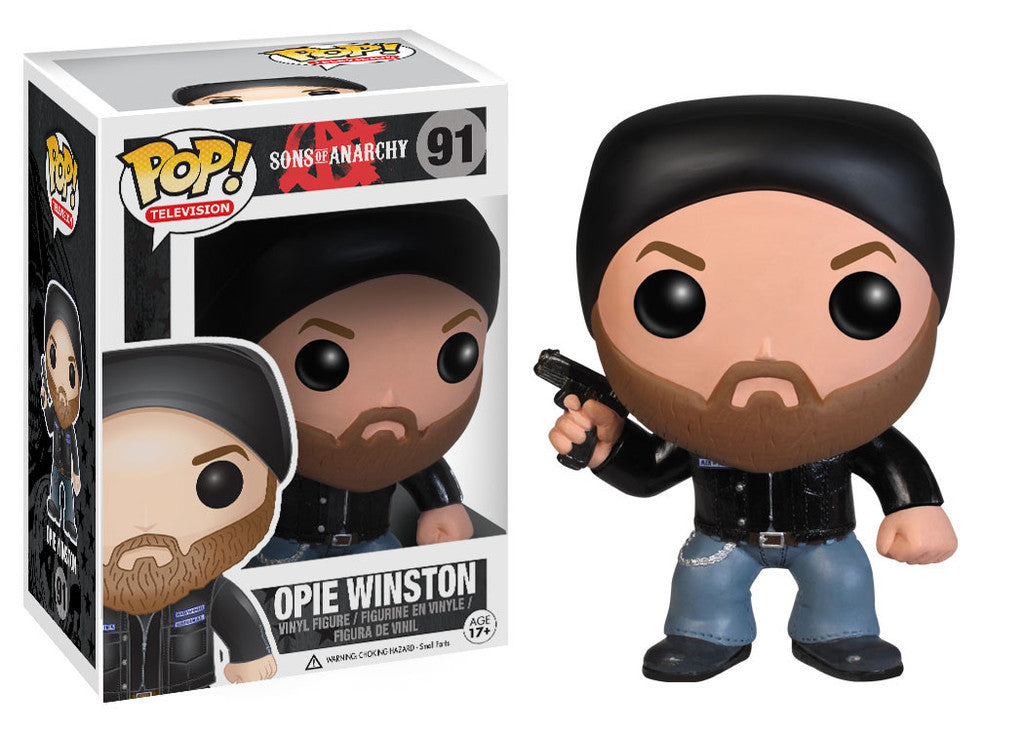 "Sons of Anarchy Harry ""Opie"" Winston Pop Retired"