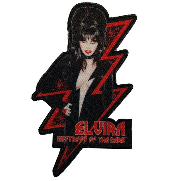 Elvira Bolt Patch