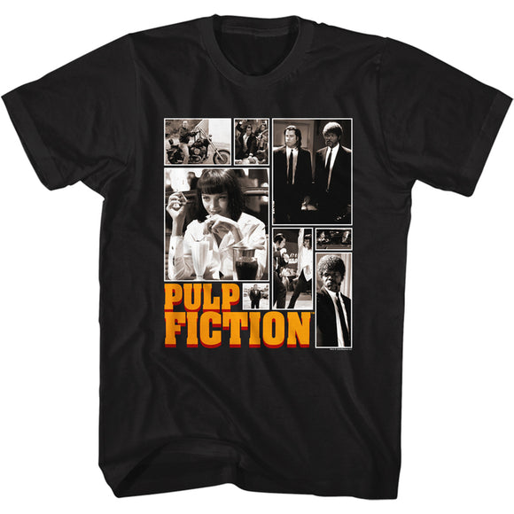 Pulp Fiction Collage T-Shirt
