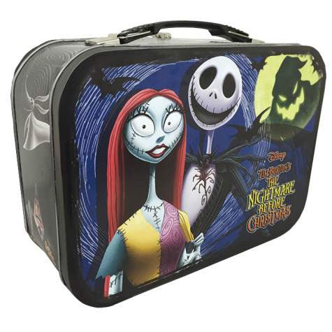 Jack & Sally Tin Tote Lunchbox (Westland Giftware)