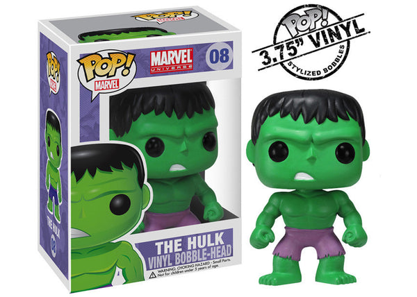 Pop! Marvel: Hulk (Funko)