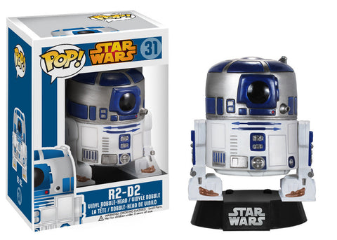 Pop! Star Wars: R2-D2 (Funko)