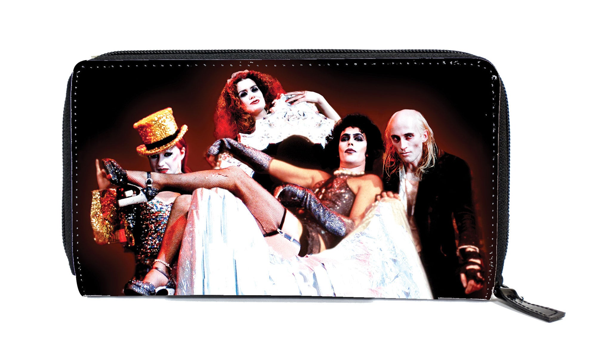 Rocky Horror Picture Show Cast Women's Wallet