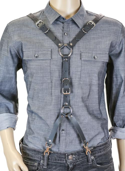 "3/4"" 3 Buckle Harness"