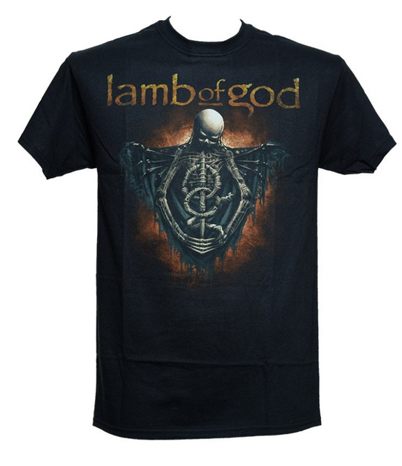 Lamb of God Torso T-Shirt