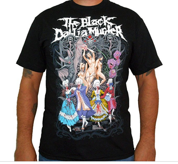 "Black dahlia murder ""kings of the night"""