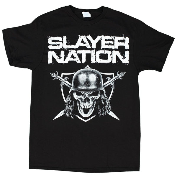 "Slayer ""Slayer Nation"" Men's Tee"