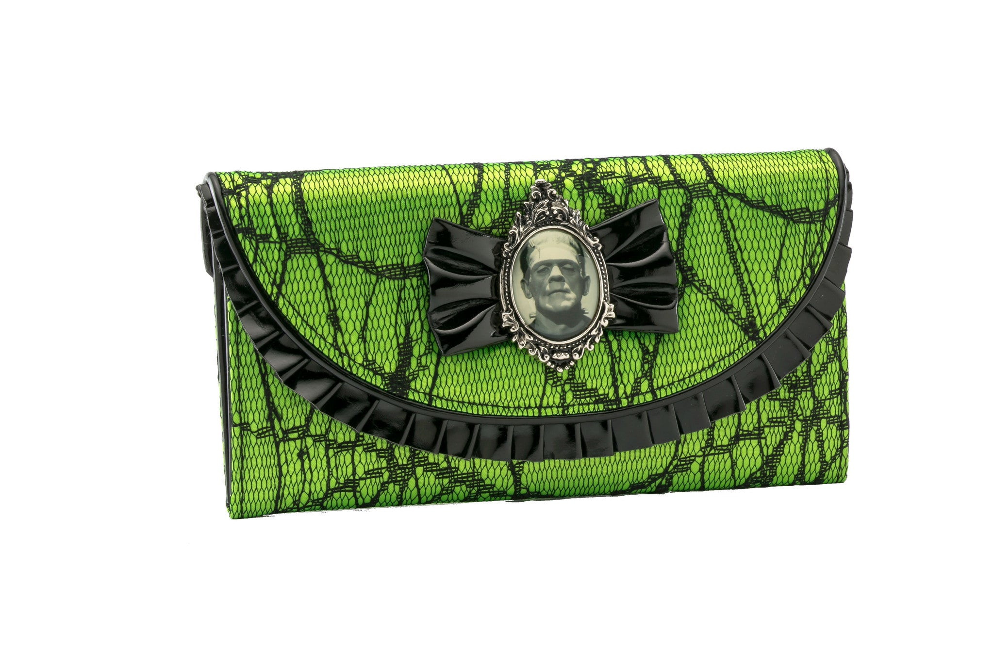 Frankenstein Lace Women's Wallet