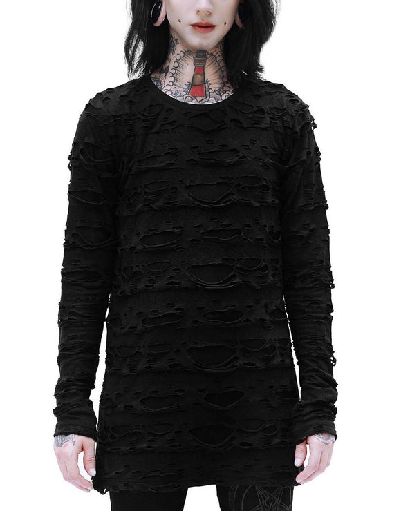Undertaker Long Sleeve Top