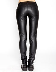 Deville Fake Leather Pants VEGAN (Tripp NYC)