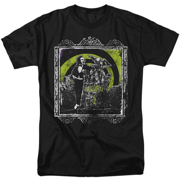Beetlejuice Here Lies T-Shirt