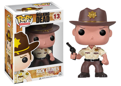 Pop! TV: The Walking Dead - Rick Grimes (Funko)
