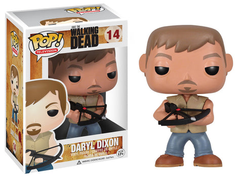 Pop! TV: The Walking Dead - Daryl (Funko)