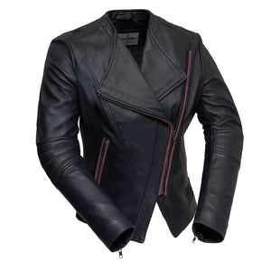 Trish Leather Jacket for Women