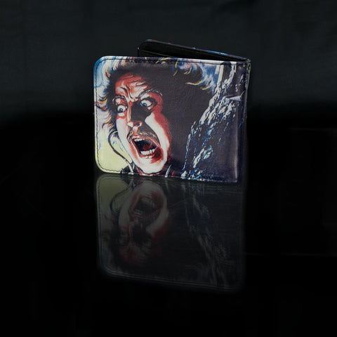 Young Frankenstein Men's Bifold Wallet