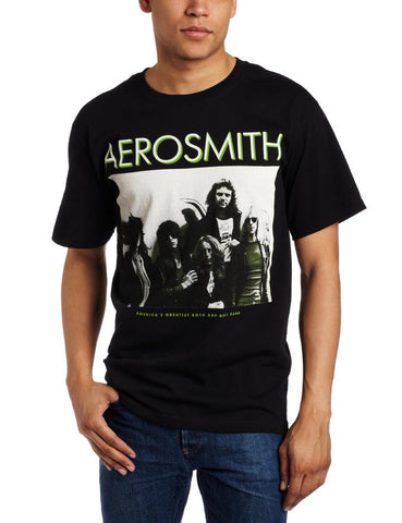 "Aerosmith ""Greatest Band"" Men's Tee (FEA / Live Nation)"