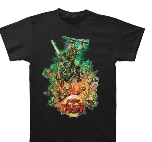 Army of Darkness (Designed By Graham Humphreys) Men's T-shirt