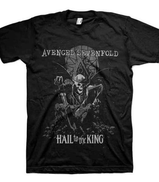 "Avenged Sevenfold ""End of Days"" Men's T-Shirt"
