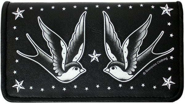 Sourpuss Swallow Wallet