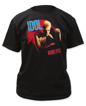 "Billy Idol ""Rebel Yell"" Men's T-Shirt"