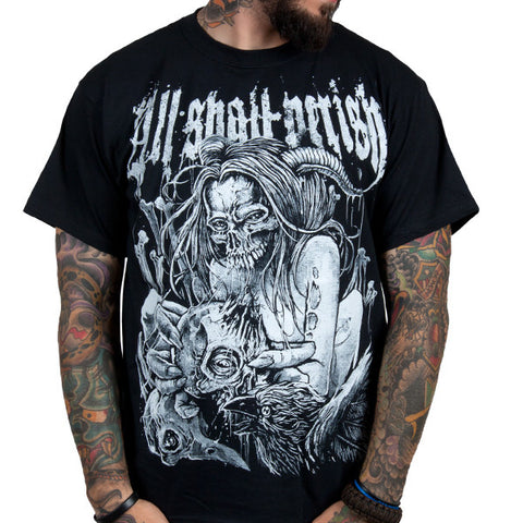 "All Shall Perish ""Bird Flu"" Men's Tee"