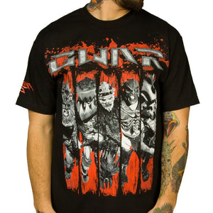 Gwar Band of Blood Shirt