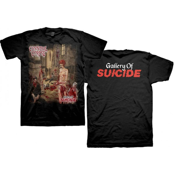 "Cannibal Corpse ""Gallery of Suicide"" Men's Tee"