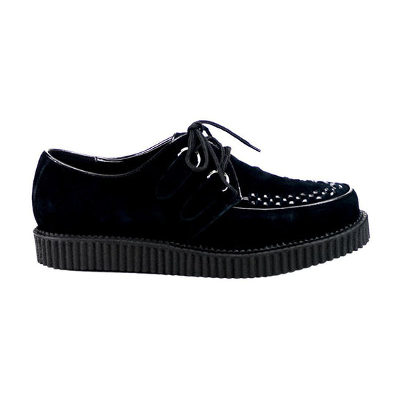 Creeper-602S Real Leather Suede 1
