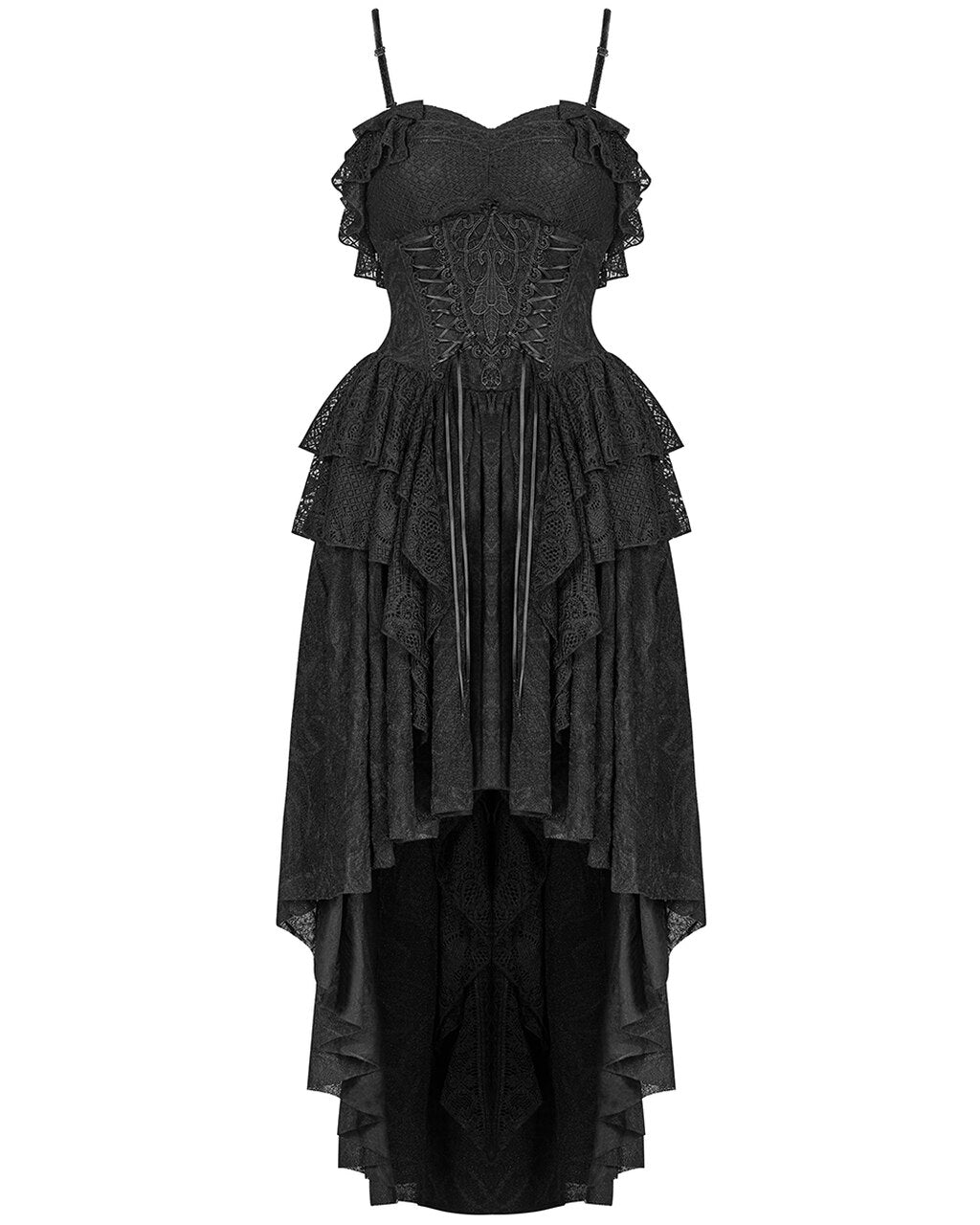 Nympha Gothic Prom Dress