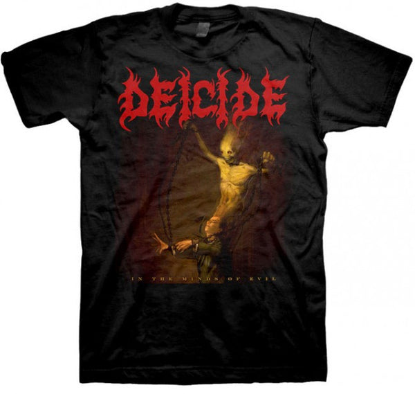 Deicide In The Minds of Evil Men's Tee