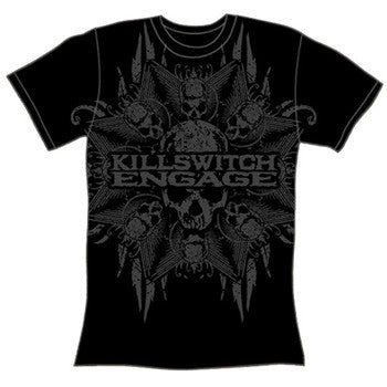 Killswitch Engage Death Star Men's Tee