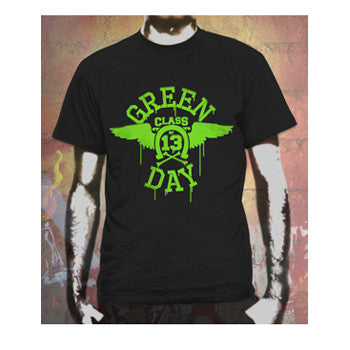 "Green Day ""Class of 13"" Men's T-Shirt"