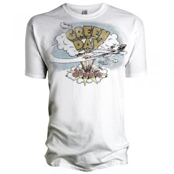 "Green Day ""Dookie Vintage"" Men's T-Shirt"