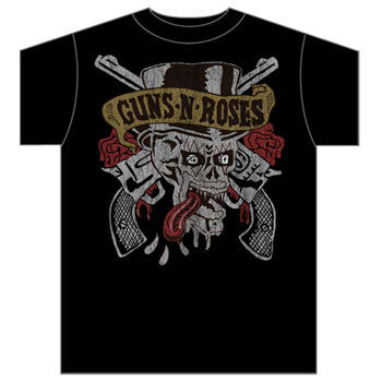 "Guns N' Roses ""Tongue"" Men's SOFT T-Shirt"