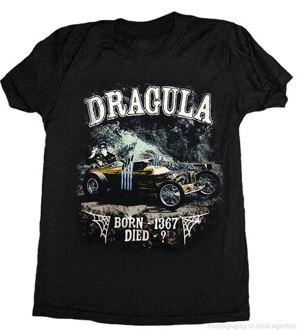 The Munsters Dragula Men's T-Shirt
