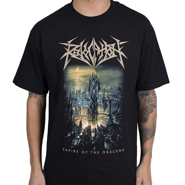 Revocation Empire of the Obscene T-Shirt