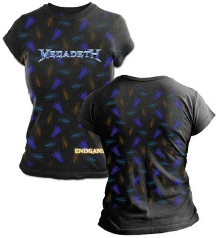 "Megadeth ""Fly"" Women's T-Shirt"