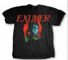 "Exumer ""Possessed By Fire"" Men's Tee"
