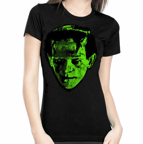 Frank Head Women's Tee DISCONTINUED (Rock Rebel)