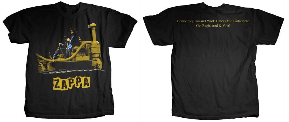 Frank Zappa Tractor T-Shirt