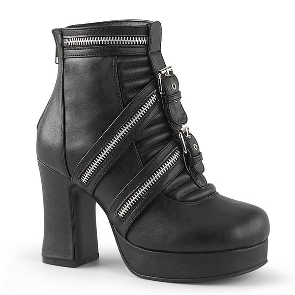 Gothika-50 Vegan Leather 3 3/4